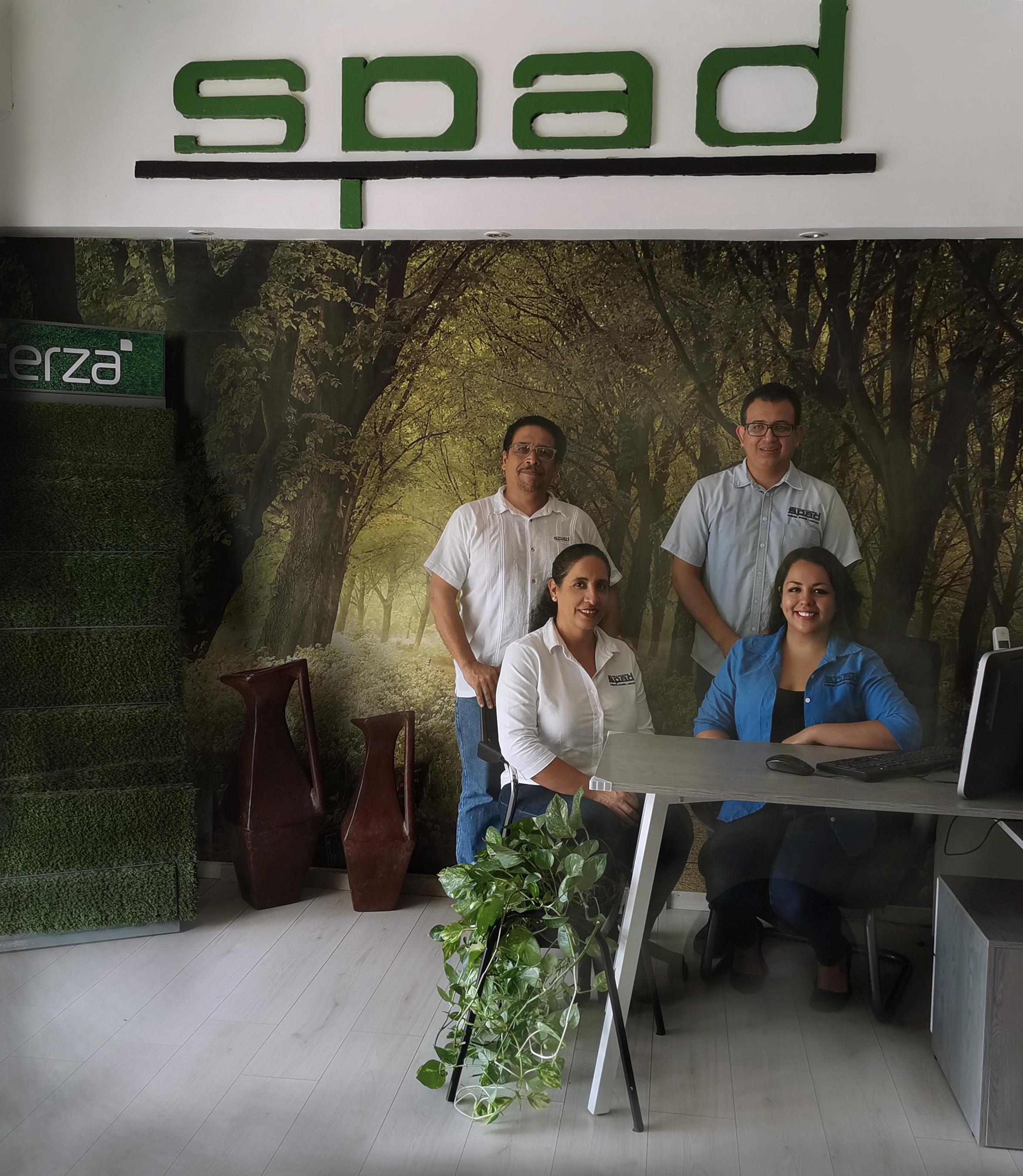 Nosotros SPAD Constructora, Quienes somos, Oficina Empleados Arquitectos, Puerto Vallarta, Jalisco, México