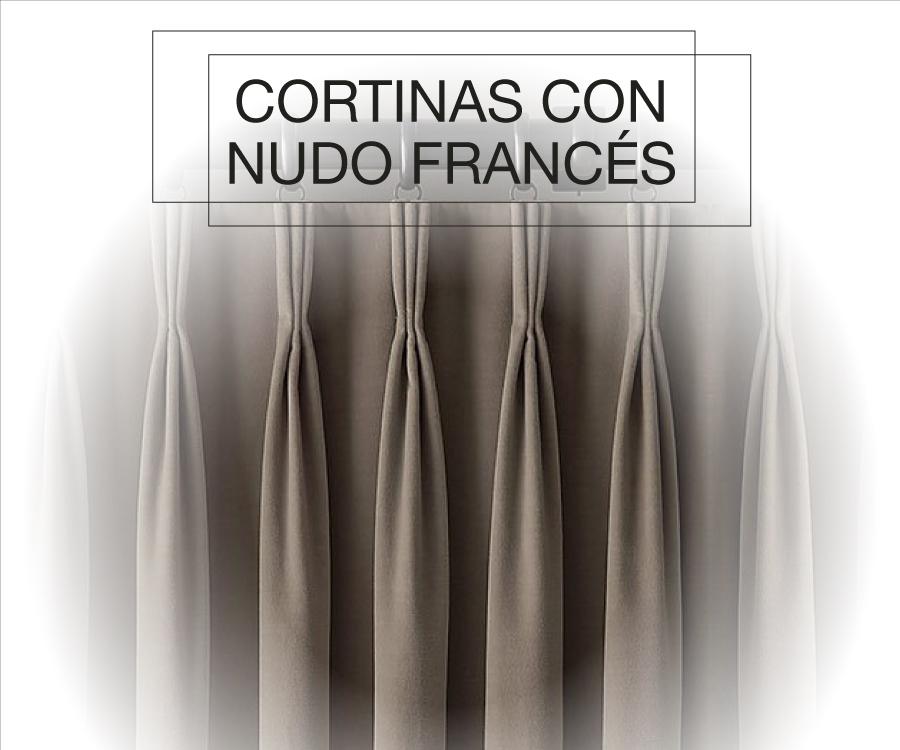 Productos SPAD Constructora, Cortinas con nudo francés, Puerto Vallarta, Jalisco, México